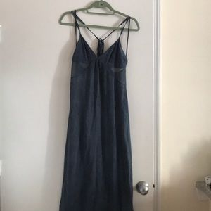 Gypsy 05 blue maxi dress XS